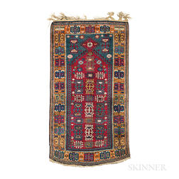 Eastern Anatolian Prayer Rug