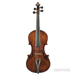 English Violin, Jacob Lomax, Bolton, 1904