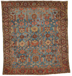 Antique Gorevan Heriz Carpet