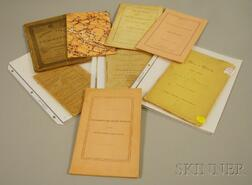 Pamphlets, Eight Volumes: