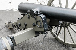 Phoenix Iron Works 3-inch Ordnance Rifle and Reproduction Carriage