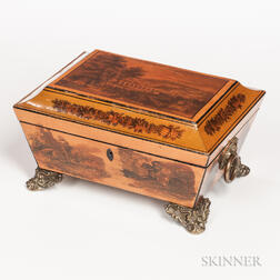 Classical Jewelry/Sewing Box