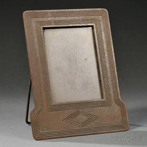 Tiffany Studios Graduate Pattern Picture Frame