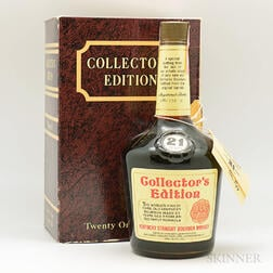 Collectors Edition 21 Years Old, 1 750ml bottle (oc)