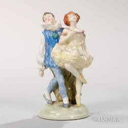 Wedgwood Bone China Ballet Dancers