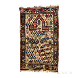 Derbend Prayer Rug