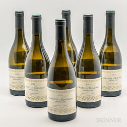 Marchand & Tawse (Pascal Marchand) Chablis Bougros 2012, 6 bottles (oc)