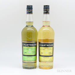 Chartreuse, 2 750ml bottles