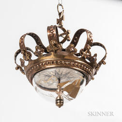 Danish Tell-tale Crown Compass