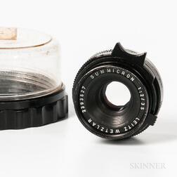 Leitz Summicron 35mm Bayonet-mount Lens