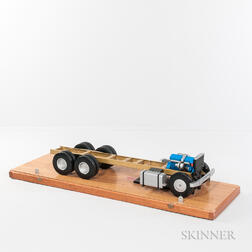 Truck Model and Case