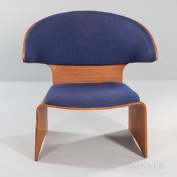 Hans Olsen for Frem Rojle Bikini Chair