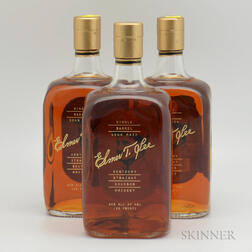 Elmer T Lee Single Barrel, 3 750ml bottles