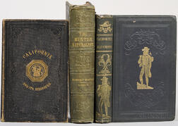 California, Three 19th Century Titles.