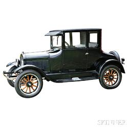 1926 Model T Five-window Coupe