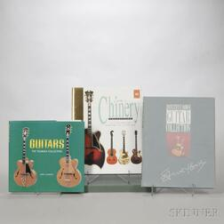 Three Books of Guitar Collections