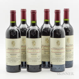 Bodegas Alion 2003, 6 bottles