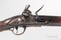 British Pattern 1756 Long Land Service Musket Marked to the 4th Regiment of Foot, or the Kings Own Regiment