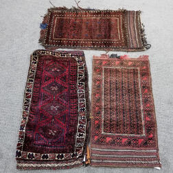 Three Complete Baluch Bags