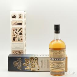 Compass Box, 3 bottles