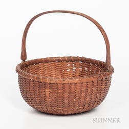 Swing-arm Nantucket Basket