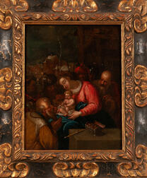 Manner of Frans Francken II (Flemish, 1581-1642)      Adoration of the Magi