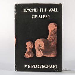 Lovecraft, H.P. (1890-1937) Beyond the Wall of Sleep.