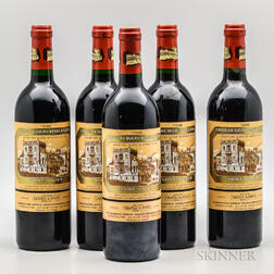 Chateau Ducru Beaucaillou 1995, 5 bottles