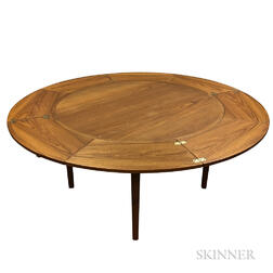 "Dyrlund ""Lotus"" Dining Table"