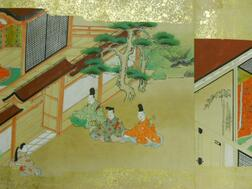 Handscroll Illustrating the Tale of Sumiyoshi