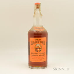 Old Grand Dad 1953, 1 quart bottle