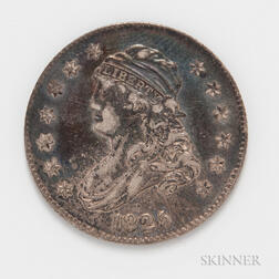 1825/4 Capped Bust Quarter