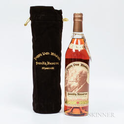 Pappy Van Winkle's Family Reserve 23 Years Old, 1 750ml bottle Spirits cannot be shipped. Please see http://bit.ly/sk-spirits for mo..