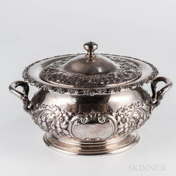 Mauser Sterling Silver Covered Tureen