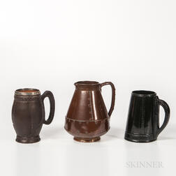 Three English Ceramic Items