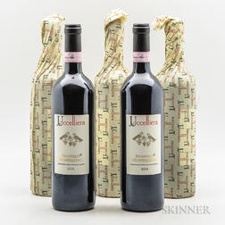 Uccelliera, 5 bottles