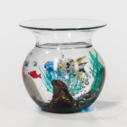 Oggetti Art Glass Aquarium
