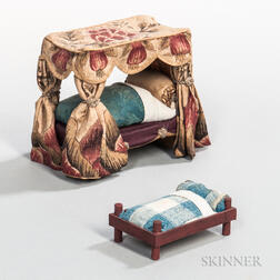 Two Miniature Beds