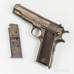 Colt Model 1911 U.S. Army Semiautomatic Pistol