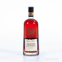Parkers Heritage Collection Wheat Whiskey 13 Years Old, 1 750ml bottle