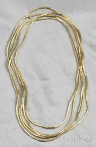 18kt Gold Necklace, H. Stern