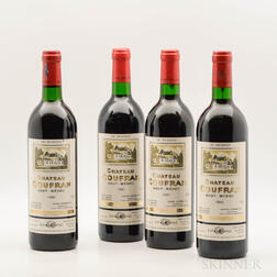 Chateau Coufran, 4 bottles