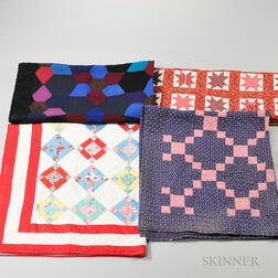 Four Possibly Mennonite Quilts