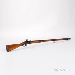 "French Model 1768 Musket Marked ""Salem,"""
