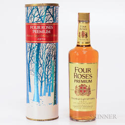 Four Roses Premium, 1 4/5 quart bottle