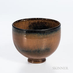 Edwin and Mary and Edwin Scheier Studio Pottery Bowl
