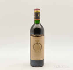 Chateau Gruaud Larose 1985, 1 bottle