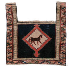 Northwest Persian Saddle Blanket