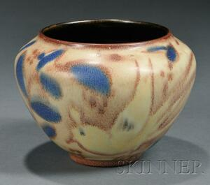 Rookwood Decorated Pottery Vase