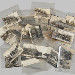 Sixty-one Photographs from World War I